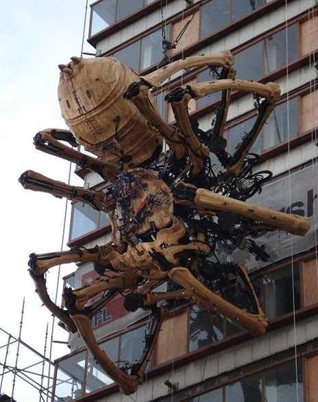 spider-arana-gigante-robot